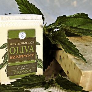 Csalanos_olivaszappany_tisztitott_vizzel